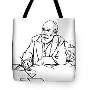 Daniel De Leon (1852-1914) Tote Bag