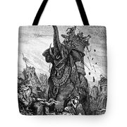 Death Of Eleazar Tote Bag