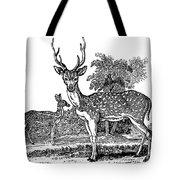 Deer Tote Bag by Granger