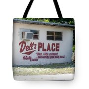 Dell's Place Tote Bag
