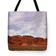 Desert Walls Tote Bag