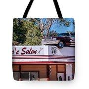 Desoto's Salon Tote Bag