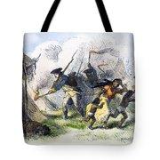 Destroying Villages, 1791 Tote Bag