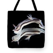 Detailed View Of A Beautiful Nudibranch Tote Bag