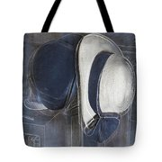 Deux Chapeaux Tote Bag