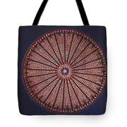 Diatom Tote Bag by Eric V. Grave