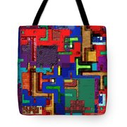 Digital Design 305 Tote Bag