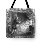 Dining, 19th Century Tote Bag