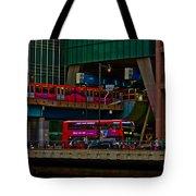 Docklands London Tote Bag