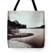 Donner Lake - California - C 1865 Tote Bag