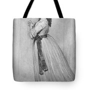 Dorothy Bland Jordan Tote Bag by Granger