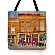 Downtown Perrysburg Tote Bag