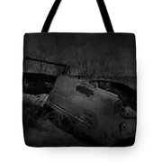 Driven On Empty  Tote Bag