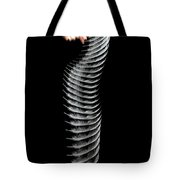 Dropping A Feather Tote Bag