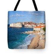 Dubrovnik Scenery Tote Bag