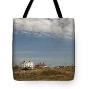 Dungeness Landscape Tote Bag