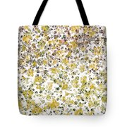 Earthtones Abstract Tote Bag