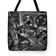 Editors Seat Tote Bag