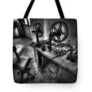 Editors Work Tote Bag