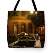 Edsel On Display Tote Bag