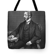 Edward Bulwer Lytton Tote Bag