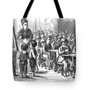 Elementary School, 1873 Tote Bag