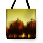 Eleven Shades Of Red Tote Bag
