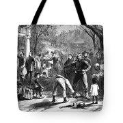 Emancipation, 1863 Tote Bag