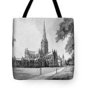 England: Salisbury Tote Bag