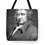 Erasmus Darwin, English Polymath Tote Bag