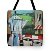 Espresso My Love Tote Bag