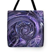Eternal Depth Of Abstract Fx Tote Bag