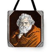 Euclid, Ancient Greek Mathematician Tote Bag
