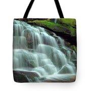 Evening At The Falls Tote Bag