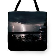 Everglades Triple Threat Tote Bag