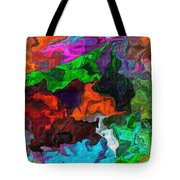 Experiment In Dementia Tote Bag