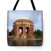 Exploratorium San Francisco Tote Bag