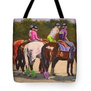 Fair On Deck Tote Bag