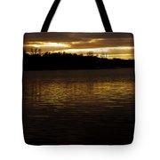 Fall Sunset Tote Bag