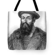 Ferdinand Magellan Tote Bag