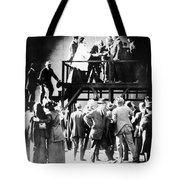 Film: Intolerance, 1916 Tote Bag