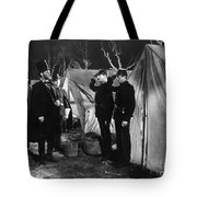 Film Still: Abraham Lincoln Tote Bag
