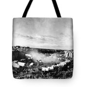 Film: The Covered Wagon Tote Bag by Granger