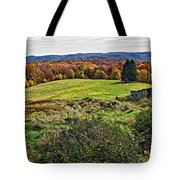 Fire In The Hole Tote Bag