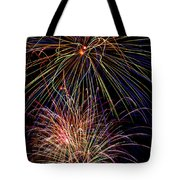 Fireworks Celebration Tote Bag by Garry Gay