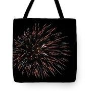 Fireworks Fun 3 Tote Bag