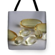 Fish Oil 1200mg And Vitamin E Tote Bag