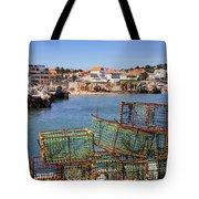 Fishing Traps Tote Bag