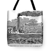 Fitchs Steamboat, C1790 Tote Bag