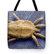Flat Mite Tote Bag